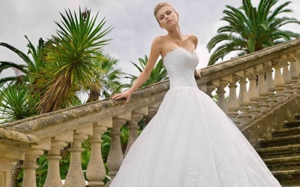 Abiti da sposa diamond couture 2017