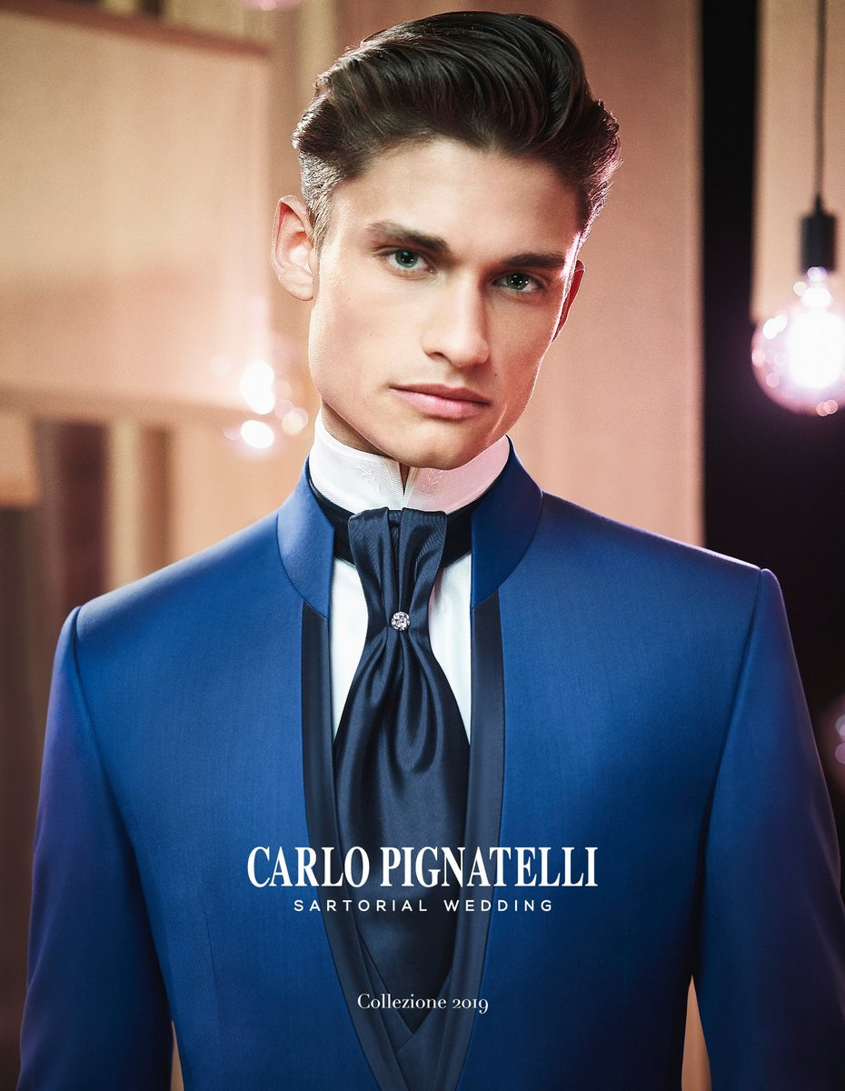 842ffe9cb1b2 Click to enlarge image Catalogo-Carlo-Pignatelli-Sartorial-Wedding-2019- ...
